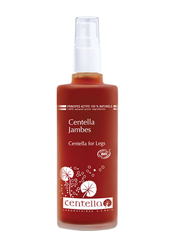 cetnella for legs glass bottle liquid