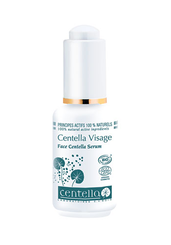 centella for face bottle