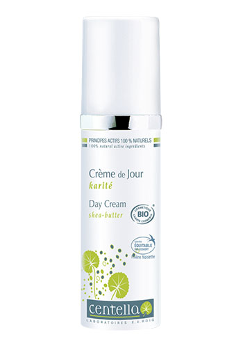 day shae butter cream product centella