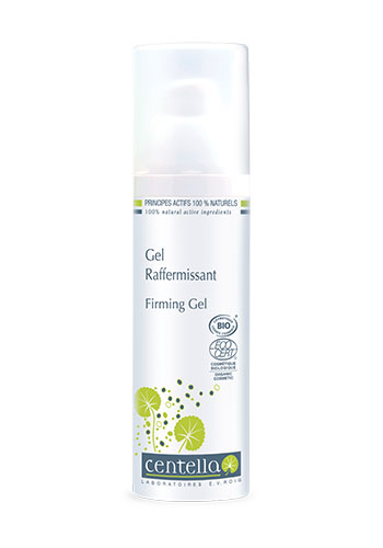 Centella Firming Gel Product Bottle