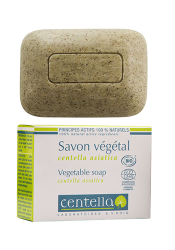 centella soap bar