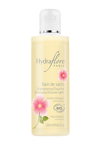 hydraflore shower gel product