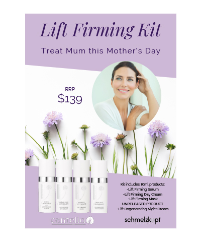 lift firming products lady flower special
